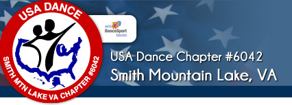 USA Dance (Smith Mountain Lake) Chapter #6042
